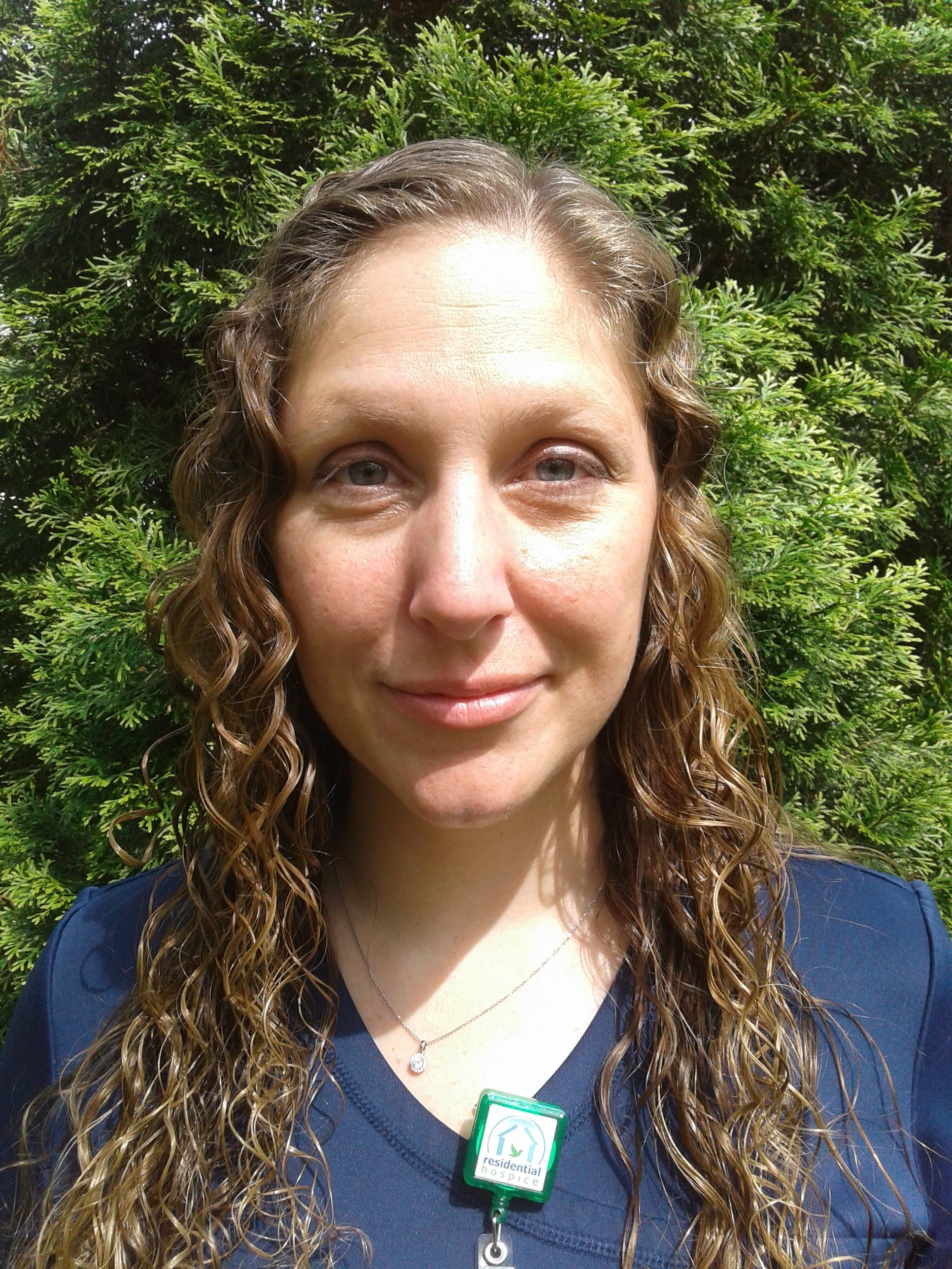 Together as One Nurse Profile of Hospice Nurse KCinnamon Dowling